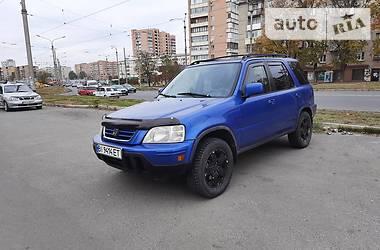 Honda CR-V 2001 в Харькове