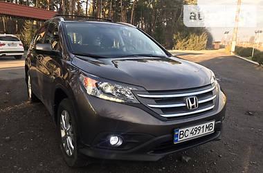 Honda CR-V 2014 в Львове
