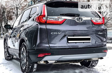 Honda CR-V 2017 в Києві