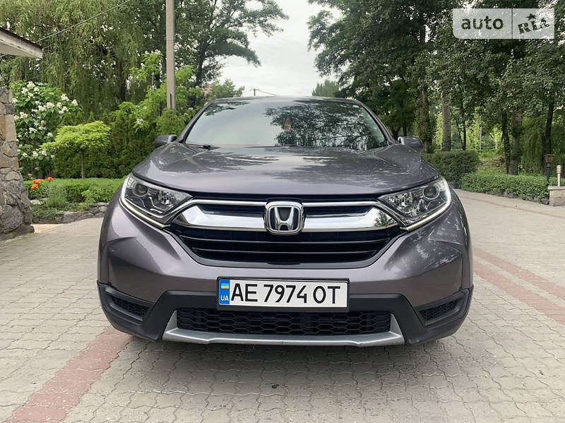 Позашляховик / Кросовер Honda CR-V 2017 в Дніпрі