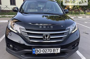 Внедорожник / Кроссовер Honda CR-V 2013 в Тернополе