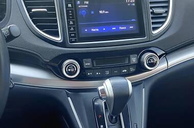 Внедорожник / Кроссовер Honda CR-V 2016 в Изюме