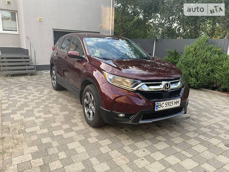Универсал Honda CR-V 2019 в Львове
