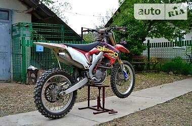 Мотоцикл Кросс Honda CRF 250 2012 в Ивано-Франковске