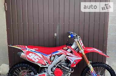 Мотоцикл Кросс Honda CRF 250 2013 в Бережанах