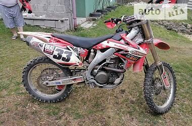Мотоцикл Кросс Honda CRF 450 2008 в Рахове