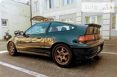 Honda CRX 1991 в Киеве