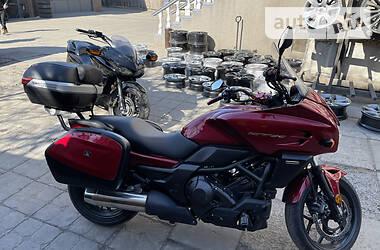 Мотоцикл Спорт-туризм Honda CTX 700 2014 в Киеве