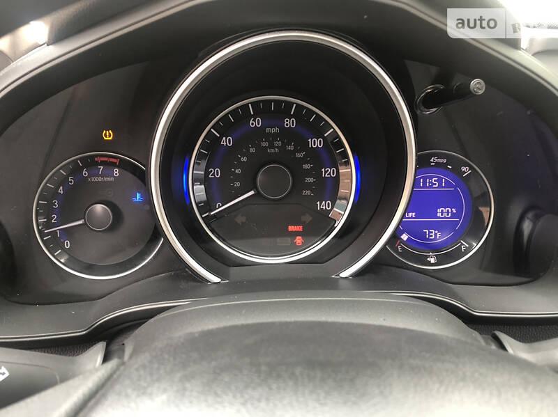 Хэтчбек Honda Fit 2015 в Виннице