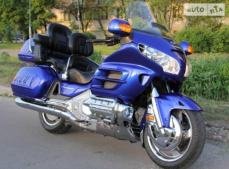 Мотоцикл Спорт-туризм Honda GL 1800 2005 в Харкові