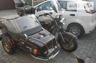 Мотоцикл с коляской Honda Gold Wing 1980 в Днепре