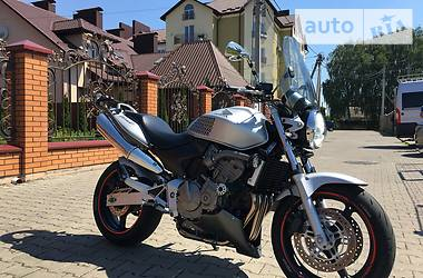 Мотоцикл Без обтекателей (Naked bike) Honda Hornet 600 2004 в Луцке