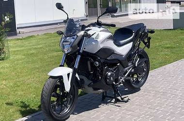 Мотоцикл Без обтекателей (Naked bike) Honda NC 750 2017 в Виннице