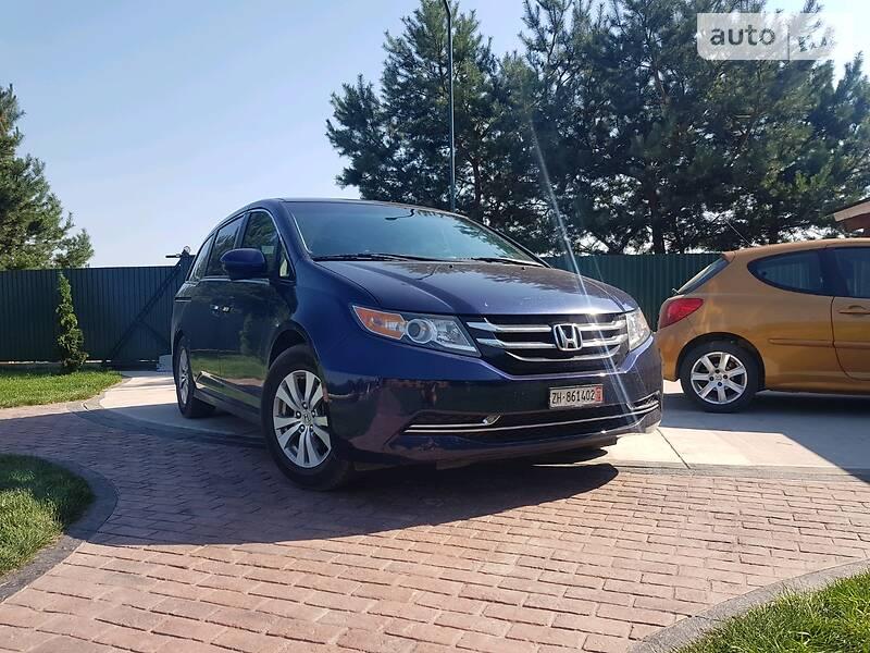 Honda Odyssey 2016 в Львове