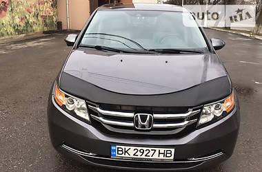 Минивэн Honda Odyssey 2015 в Ровно