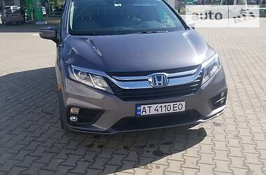 Минивэн Honda Odyssey 2019 в Ивано-Франковске