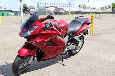 Мотоцикл Спорт-туризм Honda VFR 800 2007 в Києві