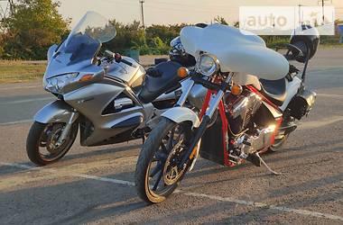 Мотоцикл Чоппер Honda VT 1300 2014 в Ужгороде