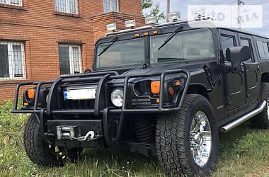 Hummer H1 2001 в Первомайську