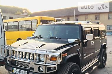 Hummer H2 2003 в Тернополе