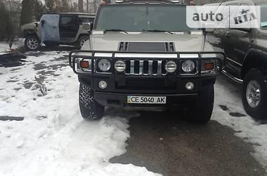 Hummer H2 2004 в Сокирянах