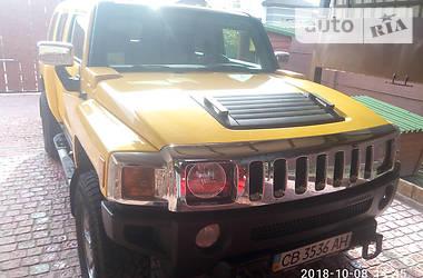 Hummer H3 2007 в Чернигове