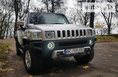 Hummer H3 2007 в Львове