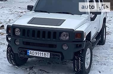 Hummer H3 2008 в Ужгороде