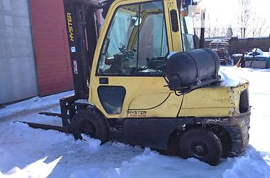 Hyster H 3.5 FT 2007