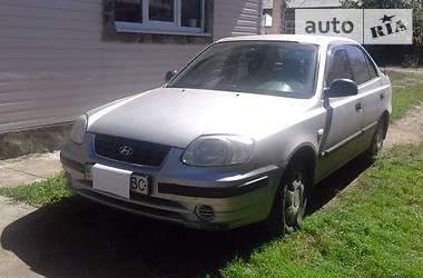 Hyundai Accent 2005 в Рожнятове
