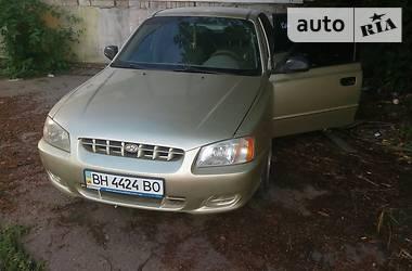 Hyundai Accent 2002 в Одессе