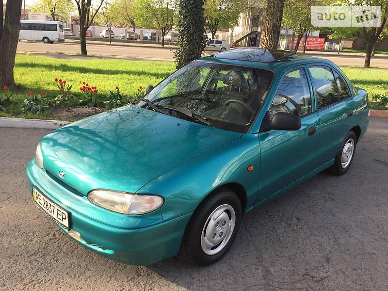 Hyundai Accent 1996 в Кривом Роге