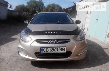 Hyundai Accent 2015 в Чернигове