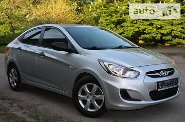 Hyundai Accent 2014 в Кременчуге