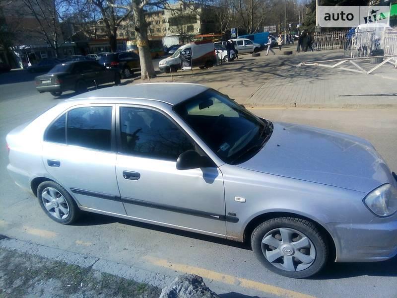 Hyundai Accent 2004 в Одессе