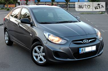 Hyundai Accent 2011 в Белой Церкви