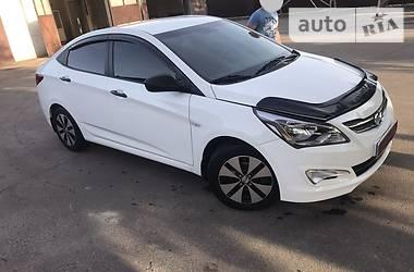 Hyundai Accent 2016 в Чернигове
