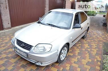 Hyundai Accent 2005 в Днепре