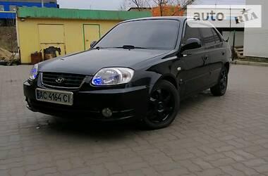 Hyundai Accent 2004 в Ковеле