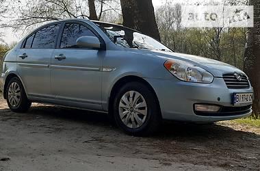 Hyundai Accent 2008 в Полтаве