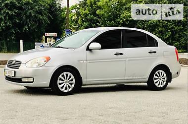 Hyundai Accent 2008 в Трускавце