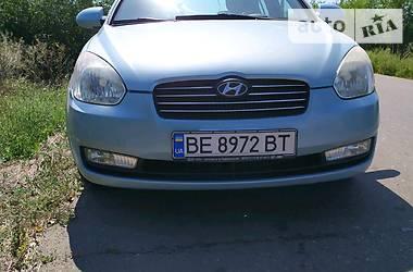 Hyundai Accent 2008 в Николаеве