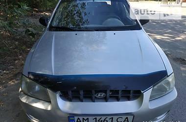 Hyundai Accent 2000 в Бердичеве