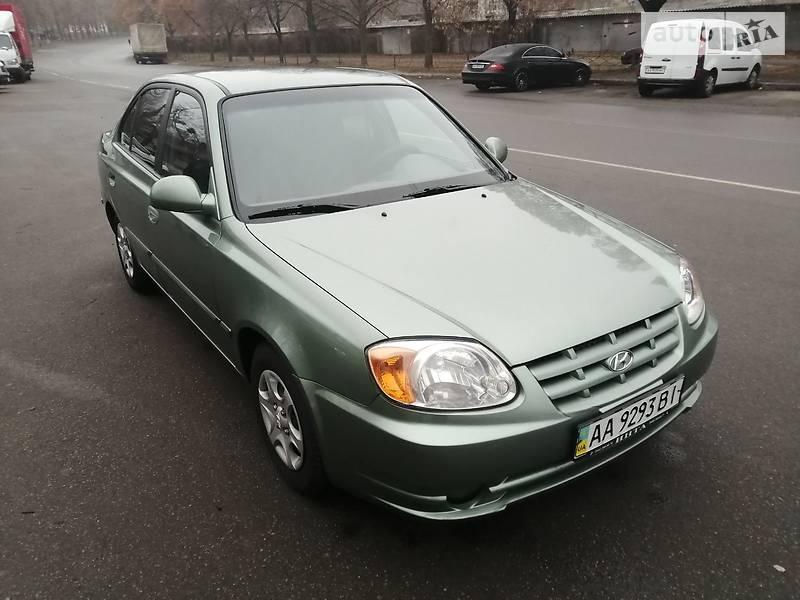 Hyundai Accent 2004 в Киеве