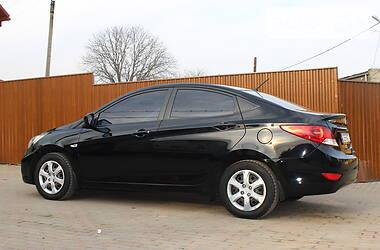 Hyundai Accent 2012 в Черновцах