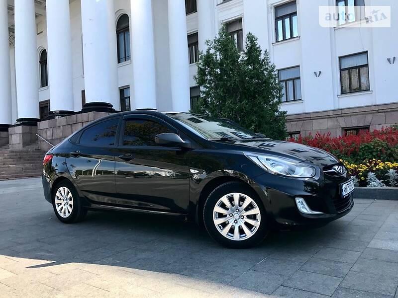 Седан Hyundai Accent 2011 в Краматорську