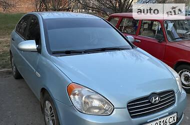 Седан Hyundai Accent 2008 в Полтаве