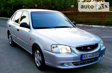 Hyundai Accent 2002 в Запорожье