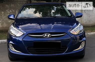 Hyundai Accent 2015 в Одессе