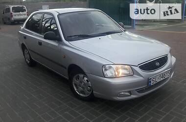 Hyundai Accent 2002 в Кривом Роге